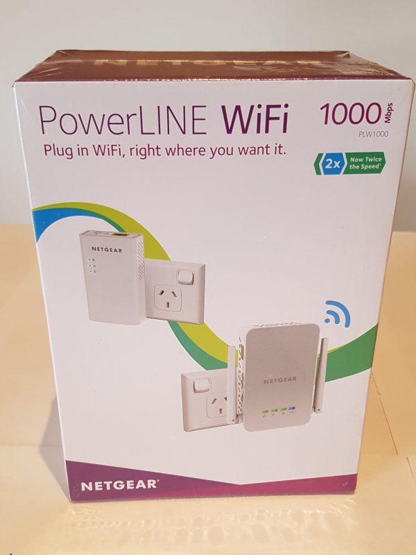 Netgear Powerline WiFi 1000 $143