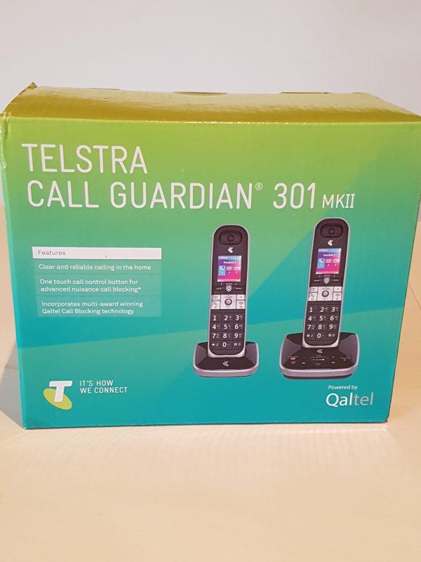 Telstra Call Guardian 301 $55
